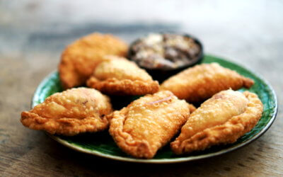 SPOTLIGHT! Chetna on Indian Samosas