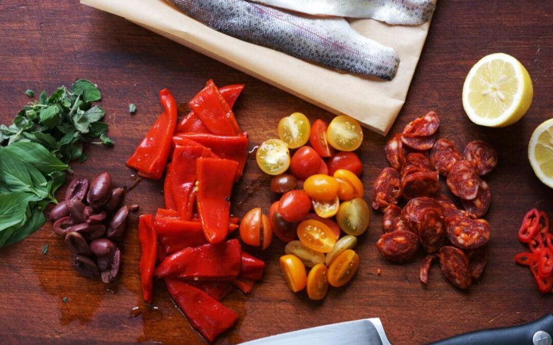 SPOTLIGHT: Luke Thomas on Cooking Fish