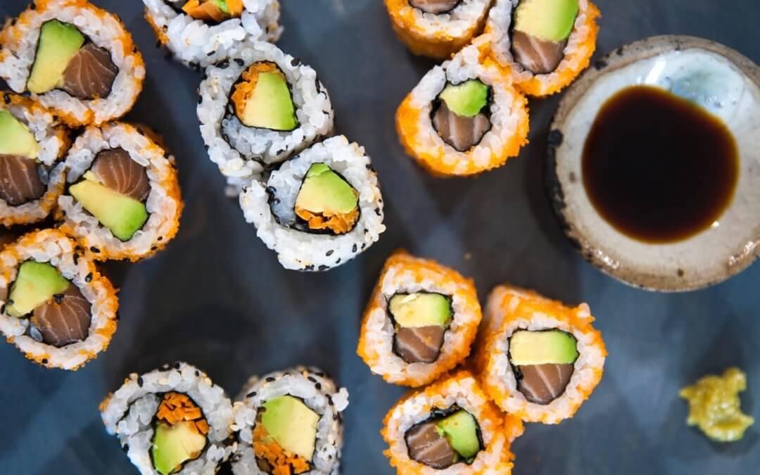 SPOTLIGHT: Yuki Gomi on Making Sushi