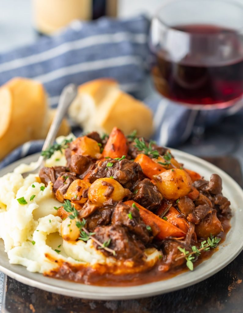 beef bourguignon video